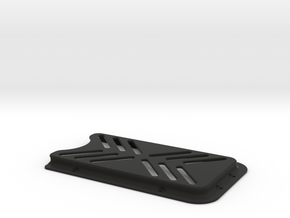 IPhone6 Plus - Rear - Mount in Black Strong & Flexible