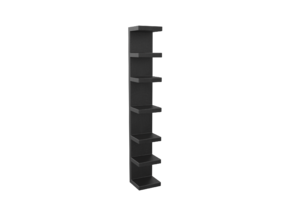 Wall Shelf Unit - IKEA in White Strong & Flexible: 1:24