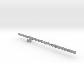 Electromagnetic Nunchaku (Combiner Wars) in Metallic Plastic