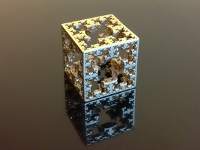 Mystic HyperMenger 3 in Polished Brass