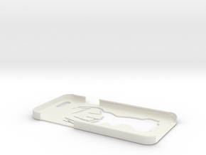 iPhone 6 Deer Case in White Natural Versatile Plastic