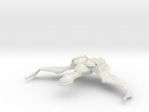 King Bird Of Pray HvyCruiser    Wings Level VI in White Natural Versatile Plastic