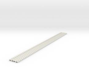 P-165st-flexi-tram-track-100-x48-1a in White Natural Versatile Plastic