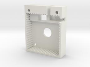 Iridium 9603 enclosure in White Natural Versatile Plastic