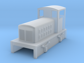 TTn3 Fowler diesel loco  in Smooth Fine Detail Plastic