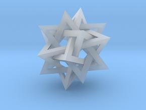 FiveTetrahedra in Smooth Fine Detail Plastic