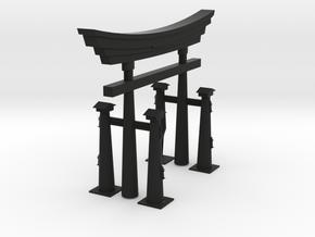 Tori Gate in Black Strong & Flexible