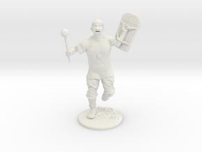 Goblin Miniature in White Strong & Flexible: 1:60.96