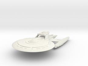 Titan Class VII   HvyCruiser in White Natural Versatile Plastic
