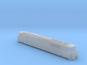 MZ III Diesel Electric locomotive  DSB  TT in Frosted Ultra Detail: 1:120 - TT
