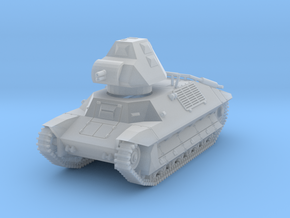 PV146D FCM 36 Light Tank (1/144) in Smoothest Fine Detail Plastic