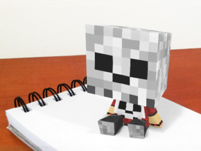 Your Skin Figurine in Full Color Sandstone