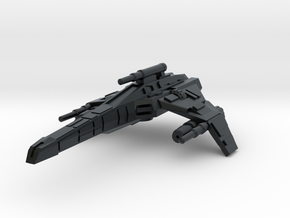 E-Wing (variant) 1/270  in Black Hi-Def Acrylate