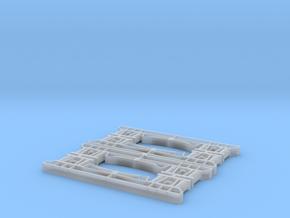 AR45 motorsides in Smooth Fine Detail Plastic: 1:87 - HO
