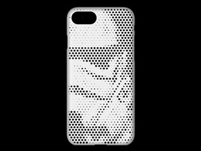 iPhone 7 & 8 Case_Stormtrooper in White Processed Versatile Plastic