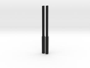 Bander Spikes V2 in Black Strong & Flexible