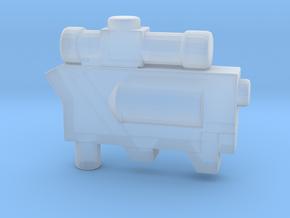 MEGA - Classics Megatron Gun Mode  in Smooth Fine Detail Plastic