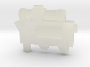 MEGA - Classics Megatron Gun Mode  in Transparent Acrylic