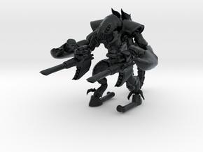 Moloch 001 Tarantula 28mm in Black Hi-Def Acrylate