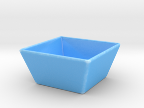 Model Z in Gloss Blue Porcelain
