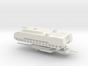 1/300 Scale  P1000 Ratte in White Natural Versatile Plastic