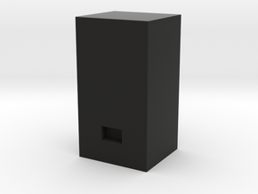 Soda Machine- HO Scale in Black Strong & Flexible