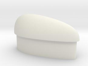 Step Plug in White Natural Versatile Plastic