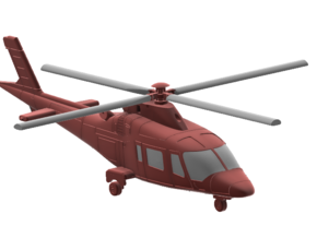 011D A109 1/200 in Smooth Fine Detail Plastic