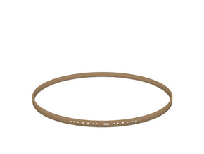 Bracelet in Natural Brass