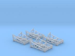 "1/96 Catapult Cradle for Single-Floatplane ""Pete"" in Smooth Fine Detail Plastic"