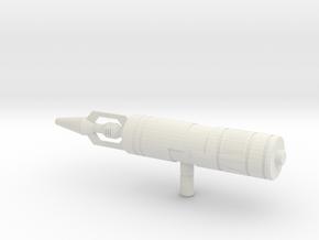 Sound's Concussion Blaster in White Natural Versatile Plastic