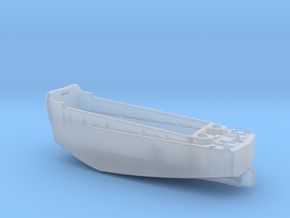 1/400 Scale LCVP in Smooth Fine Detail Plastic