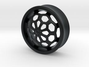 VORTEX1-29mm in Black Hi-Def Acrylate