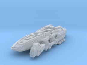 Strigon Class Assault Carrier in Smooth Fine Detail Plastic