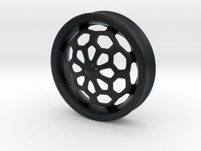 VORTEX1-44mm in Black Hi-Def Acrylate