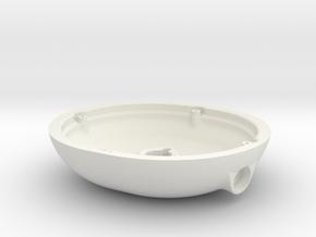 OPEN ALPHA, RIGHT CUP.STL in White Natural Versatile Plastic