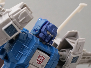 Battletrap for titans return in Frosted Extreme Detail