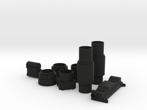 Replica/Dummy ANVIS 9 NVG Goggles in Black Natural Versatile Plastic