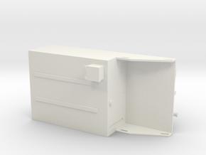 1/25th Fire Skid Unit, 300 GPM in White Natural Versatile Plastic