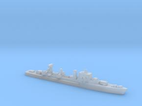 Halland-class destroyer, 1/2400 in Smooth Fine Detail Plastic
