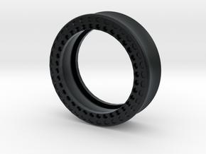 VORTEX11-36mm in Black Hi-Def Acrylate