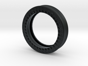 VORTEX11-48mm in Black Hi-Def Acrylate