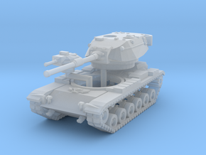 MG144-US02A M60A1 MBT in Smooth Fine Detail Plastic