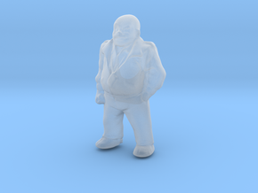 1/32 Standing Crew Member in Smooth Fine Detail Plastic