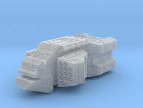 "Turanic Raider ""Brigand"" Missile Corvette in Smooth Fine Detail Plastic"