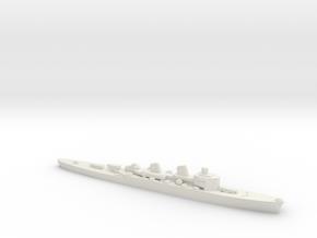Tre Kronor-class cruiser, 1/3000 in White Natural Versatile Plastic