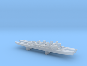 Tre Kronor-class cruiser x 2, 1/6000 in Smooth Fine Detail Plastic