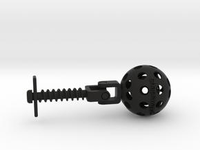 3D Printing Educational Fidget (Shapways Edition) in Black Natural Versatile Plastic