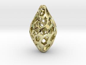 HONEYMO Pendant in 18k Gold Plated