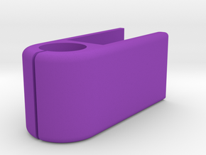 Apple Pencil Holder / Clip in Purple Strong & Flexible Polished
